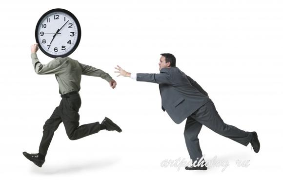 Воры времени